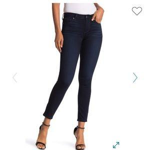 PAIGE Blue Ankle Jeans